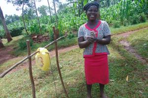 The Water Project: Munzakula Community, Musonye Spring -  Handwashing Is Fun And Easy