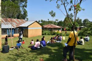 The Water Project: Wamuhila Community, Isabwa Spring -  Ongoing Training