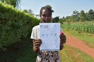 The Water Project: Wamuhila Community, Isabwa Spring -  Translated Handouts Used At The Training