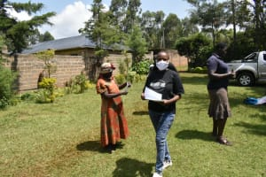 The Water Project:  Ensuring Western Kenya Is Covid Free