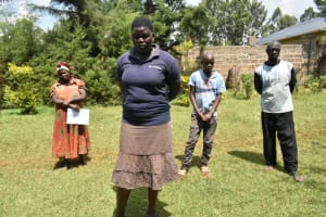 The Water Project:  Following The Training