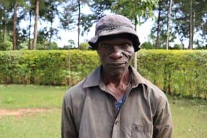 The Water Project: Harambee Community, Elijah Kwalanda Spring -  Chair Person Keri Tsimonjere
