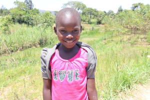 The Water Project: Mukhuyu Community, Chisombe Spring -  Malia