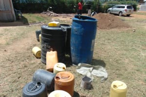 The Water Project: Malinda Secondary School -  Water For Construction