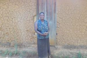 The Water Project: Mahola Community, Oyula Spring -  Celestine Mutembete