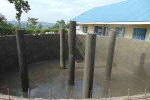 The Water Project: Malinda Secondary School -  Interior Cement And Plaster Work