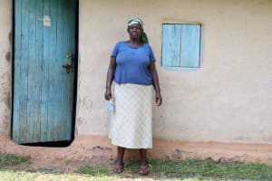 The Water Project: Shihingo Community, Mulambala Spring -  Margaret Masitza