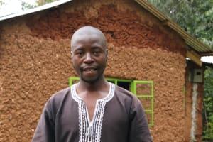 The Water Project: Shihungu Community, Shihungu Spring -  Portrait Of Antony Shihungu Imbai