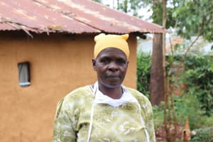 The Water Project: Mushina Community, Shikuku Spring -  Portrait Of Beatrice Muyonga