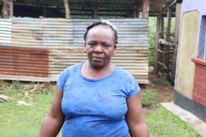 The Water Project: Ikonyero Community, Amkongo Spring -  Portrait Of Abigail Amukoto