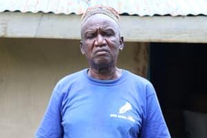 The Water Project: Buhayi Community, Nasichundukha Spring -  Joseph Wekesa