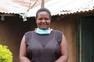The Water Project: Shitaho Community B, Isaac Spring -  Portrait Of Rosemary Makanji