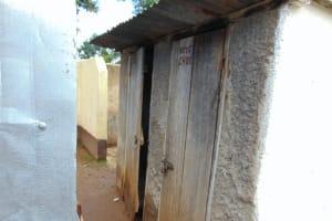 The Water Project: Friends Kisasi Secondary School -  Boys Latrine Block