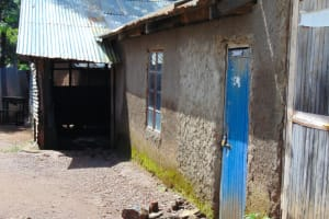 The Water Project: Friends Kisasi Secondary School -  School Kitchen