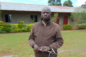 The Water Project: Friends Kisasi Secondary School -  Teacher Amatalo Keiser