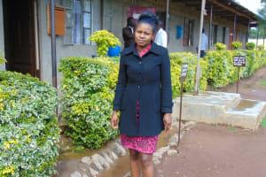 The Water Project: Friends Kisasi Secondary School -  Teacher Muyuka Lavenda