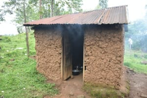 The Water Project: Isango Primary School -  Kitchen