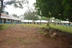 The Water Project: Isango Primary School -  School Grounds