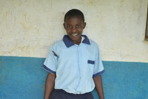The Water Project: Isango Primary School -  Student Kelvin