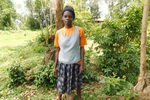 The Water Project: Emutetemo Community, Lubale Spring -  Caroline Namukoya