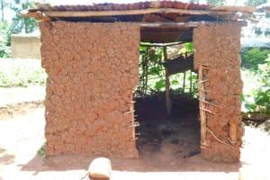 The Water Project: Mukhweso Community, Shemema Spring -  Animal Pen