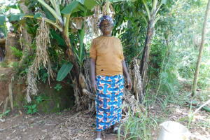 The Water Project: Mukhweso Community, Shemema Spring -  Eunice Ateya