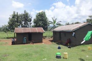 The Water Project: Mahira Community, Anunda Spring -  Agnes At Home