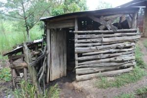 The Water Project: Mahira Community, Anunda Spring -  Animal Pen