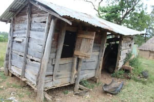 The Water Project: Nguvuli Community, Busuku Spring -  Chicken House