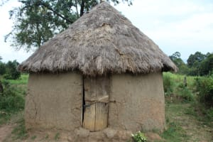 The Water Project: Nguvuli Community, Busuku Spring -  Kitchen