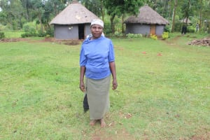 The Water Project: Makale Community, Luyingo Spring -  Beatrice Malesi Soita