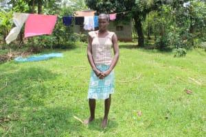 The Water Project: Makale Community, Luyingo Spring -  Faith Mainja