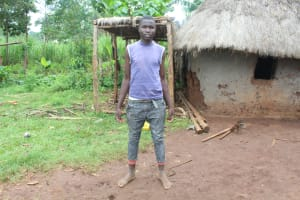 The Water Project: Makale Community, Luyingo Spring -  Timothy
