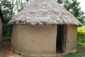 The Water Project: Shitavita Community, Patrick Burudi Spring -  Calf House