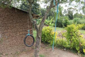 The Water Project: Shitavita Community, Patrick Burudi Spring -  Childrens Play Area At Home
