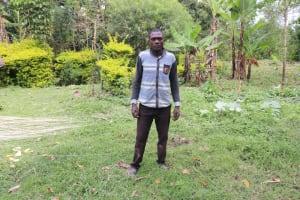 The Water Project: Shitavita Community, Patrick Burudi Spring -  Isaac Burudi