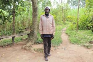 The Water Project: Shitavita Community, Patrick Burudi Spring -  Mr Patrick Burudi