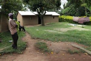 The Water Project: Shitavita Community, Patrick Burudi Spring -  The Burudi Homestead