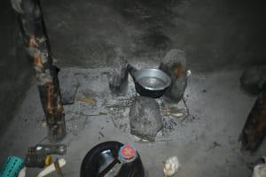 The Water Project: Silungai B Community, Tali Saya Spring -  Kitchen Interior