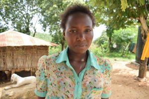 The Water Project: Kaketi Community B -  Faith Mwikali Student