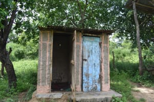 The Water Project: Kaketi Community B -  Latrines