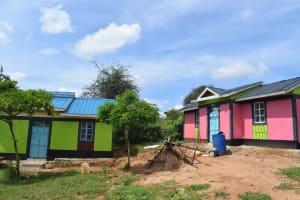 The Water Project: Kaketi Community C -  Compound