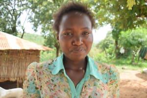The Water Project: Kaketi Community C -  Faith Mwikali Student