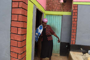 The Water Project: Kaketi Community C -  Standing At The Kitchen