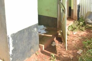 The Water Project: Kalisasi Secondary School -  Boys Latrines
