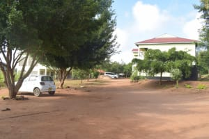 The Water Project: Kalisasi Secondary School -  School Grounds
