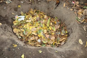 The Water Project: Lungi, Suctarr, #3 Lovell Lane -  Garbage Pit