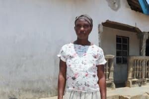 The Water Project: Lungi, Suctarr, #47 Kamara Street -  Adama Conteh