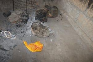 The Water Project: Lungi, Rotifunk, 22 Kasongha Road -  Inside Kitchen