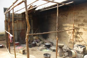 The Water Project: Lungi, Rotifunk, 22 Kasongha Road -  Kitchen